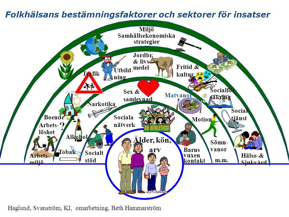 2015-06-01Sid 3 Hälsans påverkan på ekonomin en allt mer angelägen fråga.