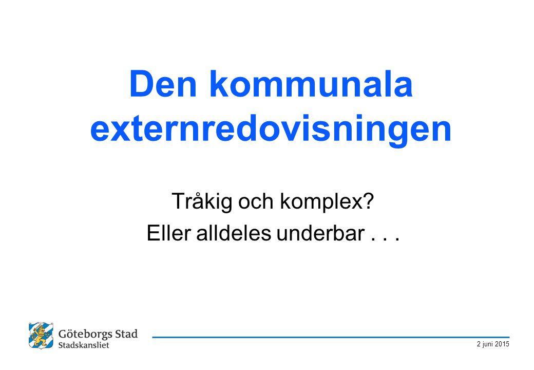 2 juni 2015 Kommunal redovisningslag Kap 2: Bokföring I princip bokföringslagen: reglerar kommunens bokföring.