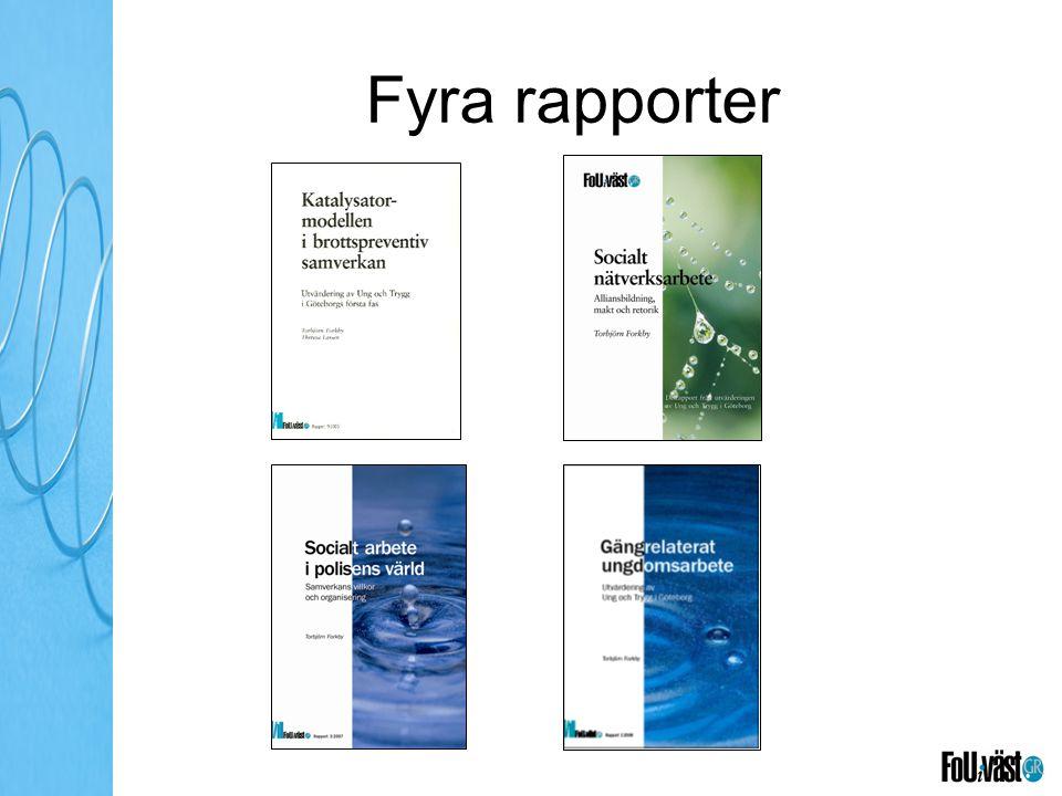 Fyra rapporter