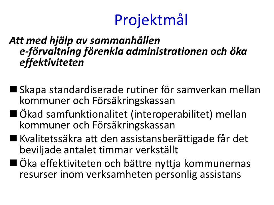 Utgångspunkter för verksamhetsutveckling Medborgarcentrerad och effektiv offentlig förvaltning med lämpligt stöd av elektroniska hjälpmedel (e-förvaltning) Sammanhållen förvaltning  Förvaltningen ska ske på ett rationellt och effektivt sätt  Sömlöst: utan att myndighetsgränser skapar onödig byråkratisk friktion Myndigheten Sverige  Den offentliga förvaltningen med dess olika förvaltningar ska kunna fungera på effektivt tillsammans samt agera på ett samlat och serviceinriktat sätt gentemot medborgare  Myndigheten skall verka för att genom samarbete med myndigheter och andra ta till vara de fördelar som kan vinnas för enskilda samt för staten som helhet (6 § Myndighetsförordningen )