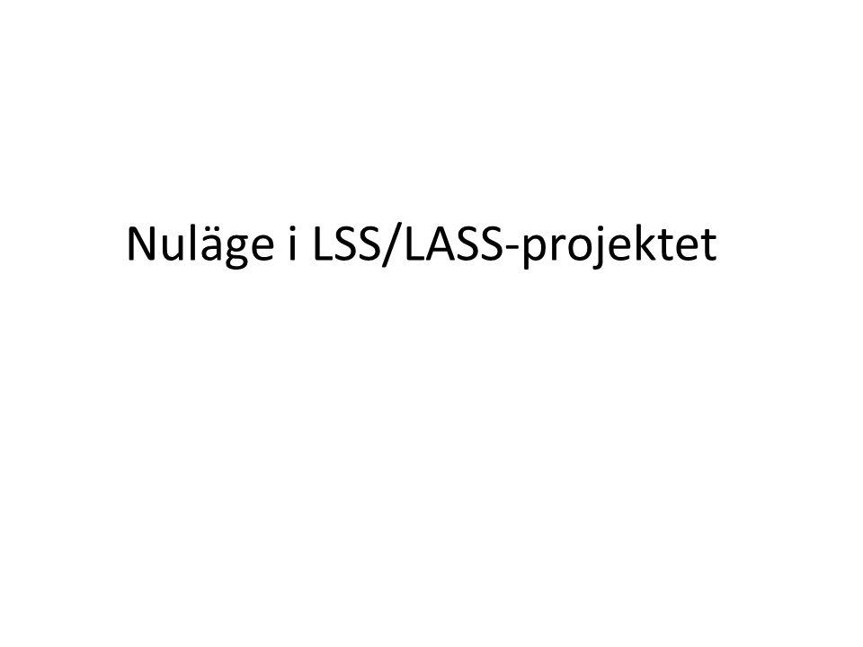 Personlig assistent Brukare Arbetsledare Räkning Assistans Kommun som anordnare av personlig assistans enligt LSS/LASS Ekonomi- avd.