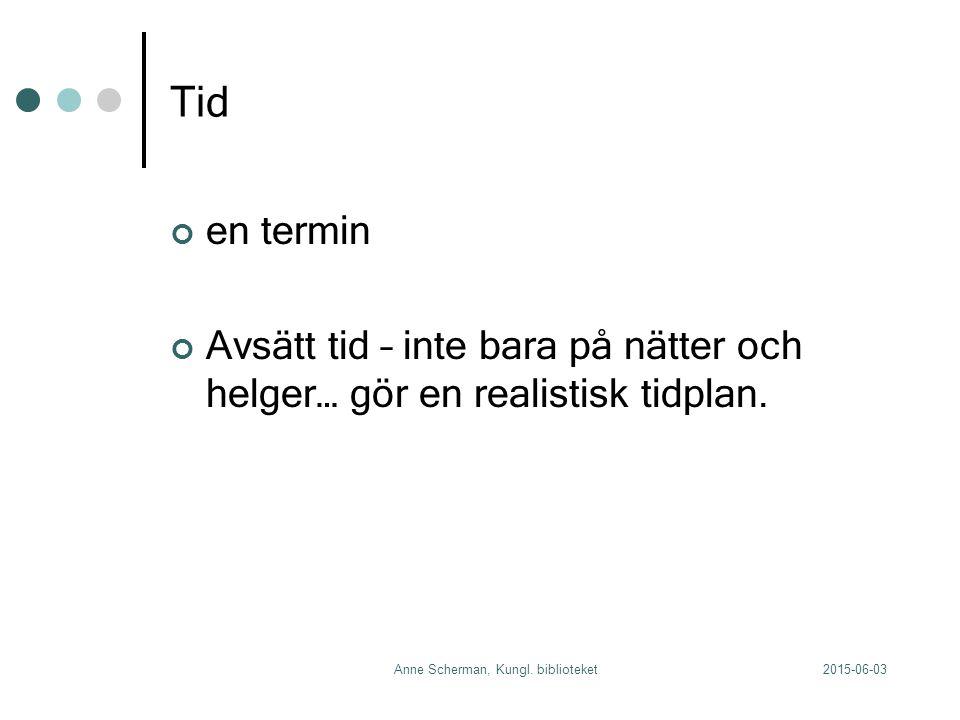 2015-06-03Anne Scherman, Kungl.