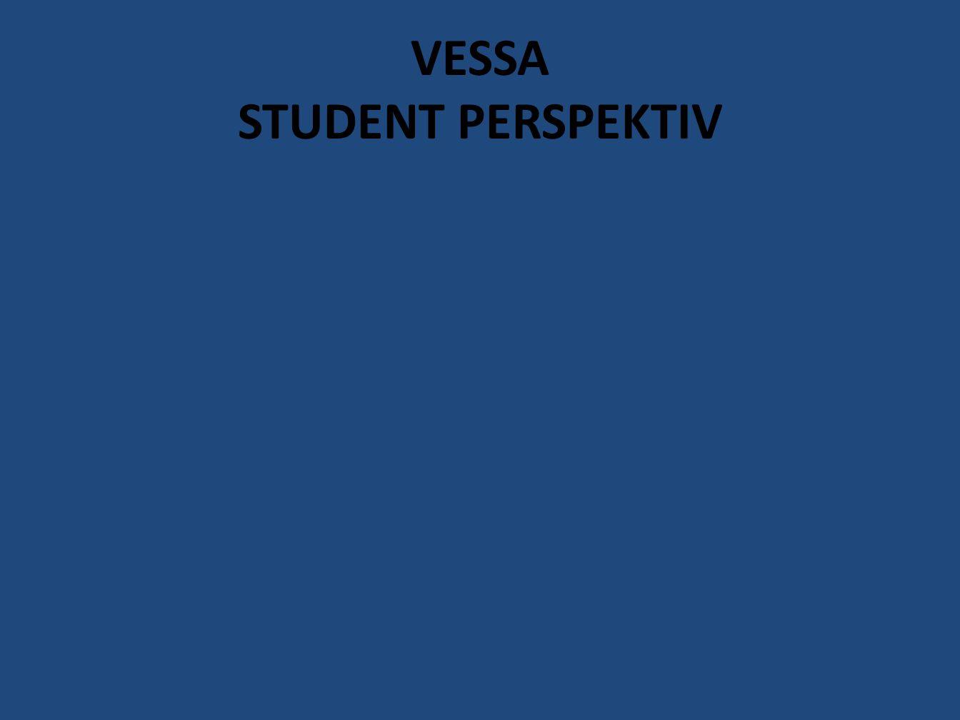VESSA STUDENT PERSPEKTIV