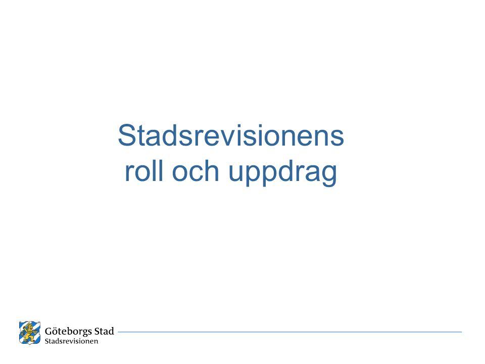 Introduktion för förtroendevalda 2011
