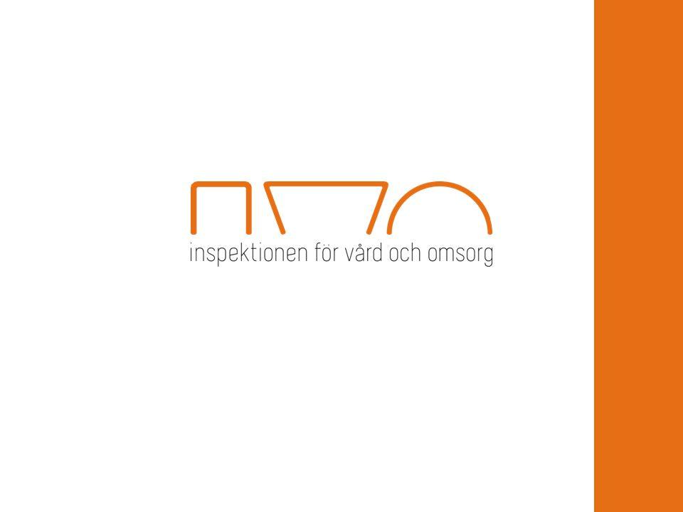 Tillsyn Hälso- och sjukvård: Beslutsgång  Anmälan  Bedömning: avseende vårdskada  Initiering av utredning alt.
