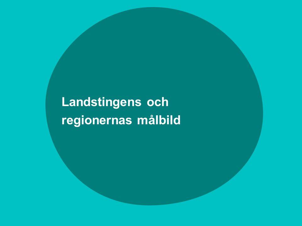 Landstingens och regionernas målbild