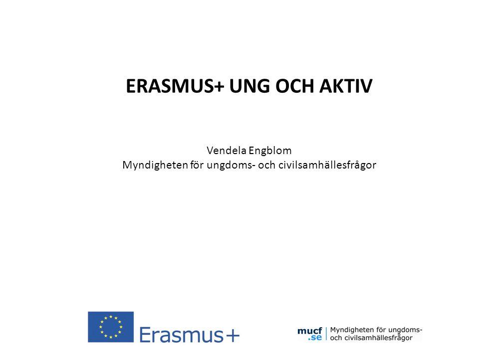 EUROPEISK VOLONTÄRTJÄNST MÅLGRUPP 17-30 år AKTIVITETSPERIOD 2-12 månader (från 2 veckor för ungdomar med begränsade möjligheter) ANTAL DELTAGARE Upp till 30 STÖD Resor, boende, fickpengar, extra kostnader för deltagare med funktionsnedsättning och särskilda kostnader BRA ATT VETA Möjlighet att söka för ett planeringsbesök (2 dagar för 1 ledare + 1 deltagare/grupp) #alternativt-utbildningstillfälle #aktivt-medborgarskap #once-in-a-lifetime