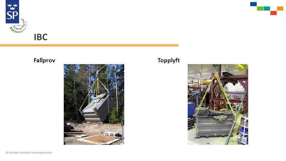 Topplyft IBC