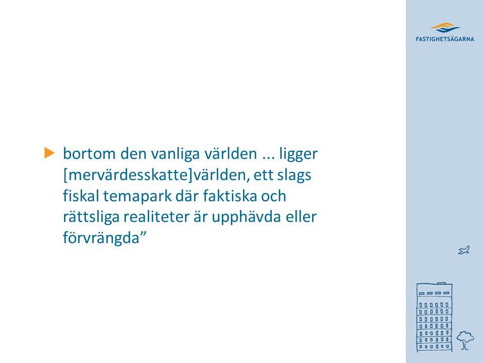 UTGÅNGSPUNKTER Utjämna den skatteskillnaden mellan eget och lånat kapital I så liten omfattning som möjligt påverka ekonomiska val Företagande, investeringar och sysselsättning skall gynnas Små möjligheter att via ränteavdrag föra ut vinster ur Sverige och en låg skatt på vinster som redovisas i Sverige- skydda skattebasen Bidra till stabila skatteintäkter