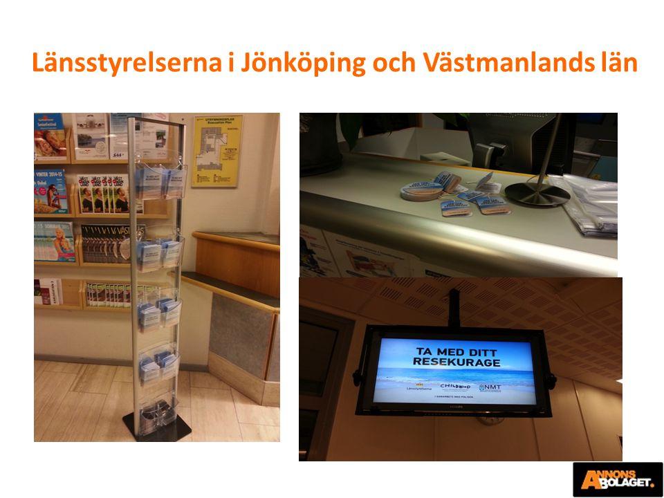 Länsstyrelserna i Jönköping och Västmanlands län