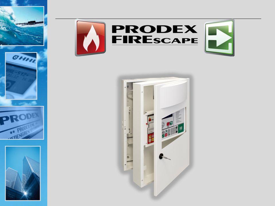 Modulär uppbyggnad Central utan utrymme för orienteringsritningar FS-MAP CABINET- DOOR FIRESCAPE + FS-UP/ + PVS-151/33