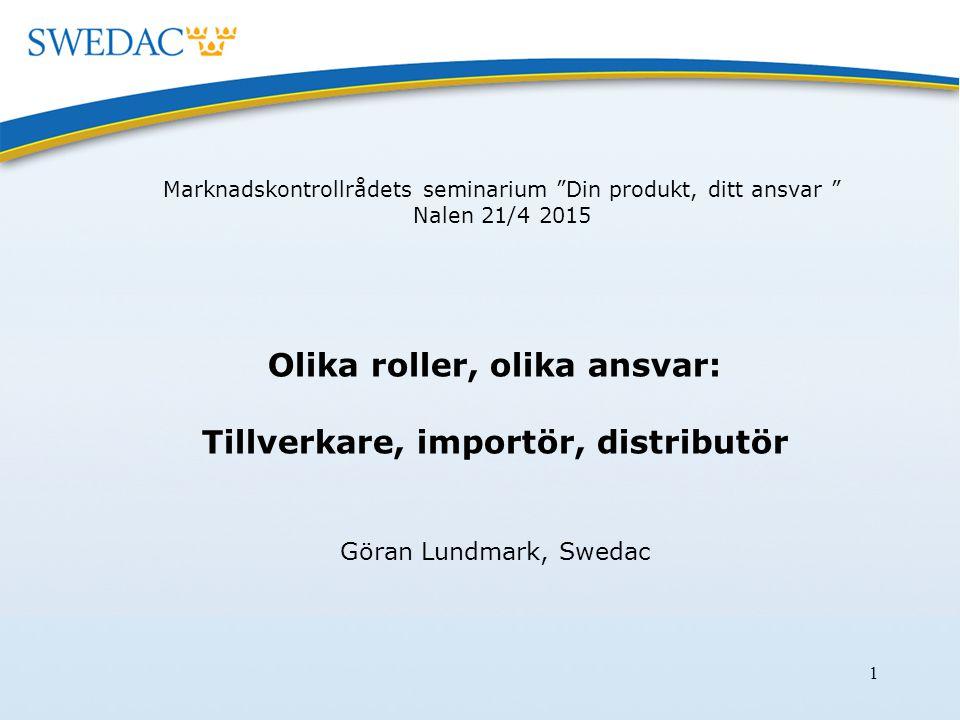 2 Gemensamma regler för fri rörlighet för produkter på den inre marknaden