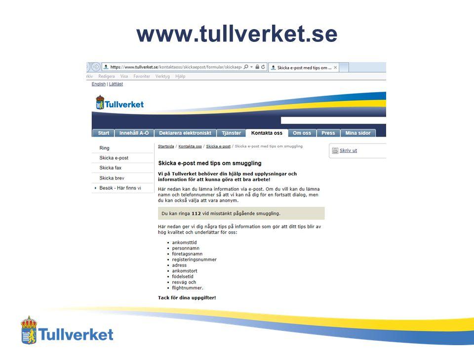 www.tullverket.se