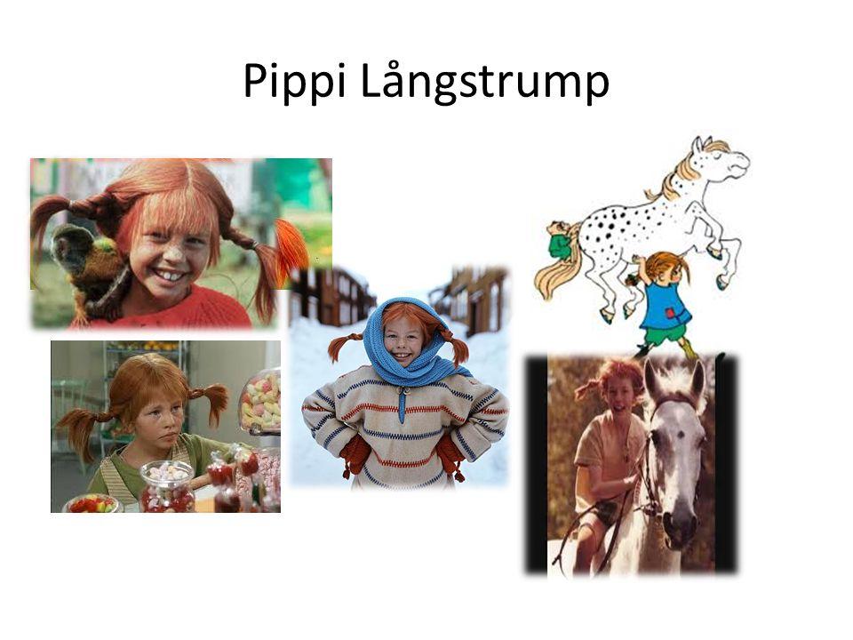 Pippi Långstrump heter Pippilotta Viktualia Rullgardina Krusmynta Efraimsdotter Långstrump