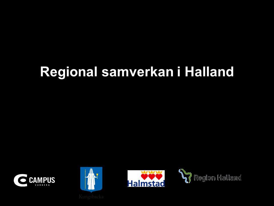 Regional samverkan i Halland Kobra