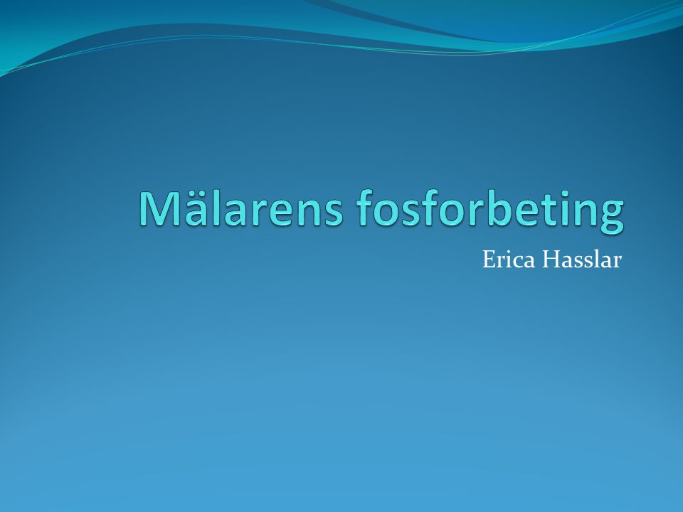 Erica Hasslar