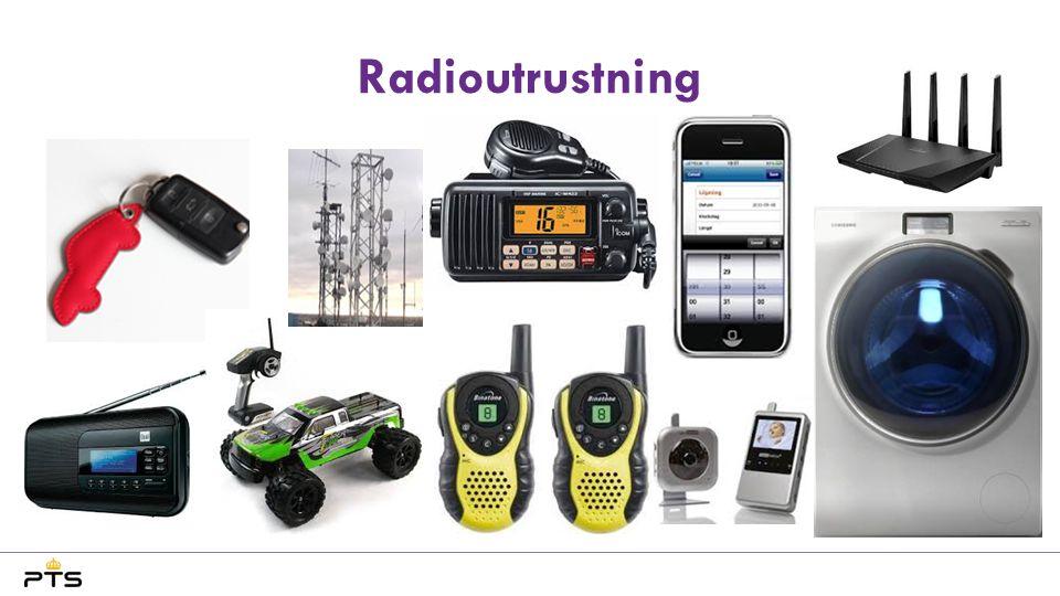 Från R&TTE till RED 1999 års direktiv (1999/5/EG) om radio- och teleterminalutrustning ersätts av det nya direktivet Nationell lagstiftning ska finnas 12 juni 2016 1 års övergångstid (utrustning som uppfyller R&TTE-direktivet får sättas på marknaden tom 12 juni 2017)