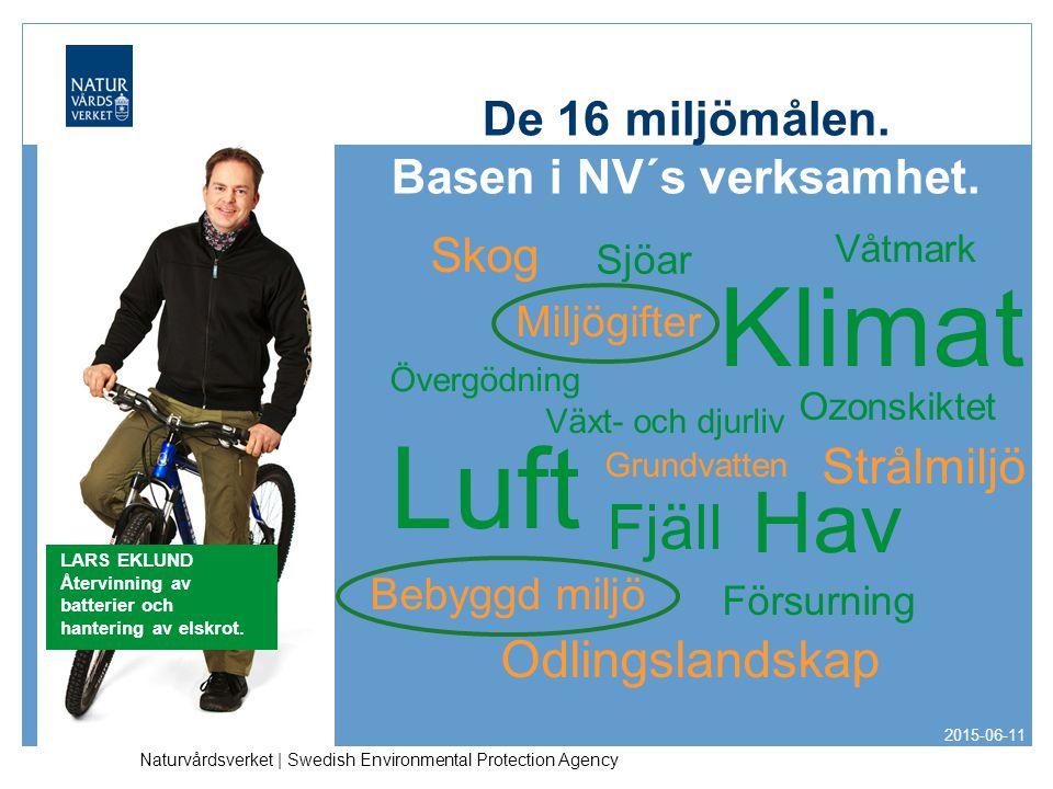 Naturvårdsverket | Swedish Environmental Protection Agency Mer info.