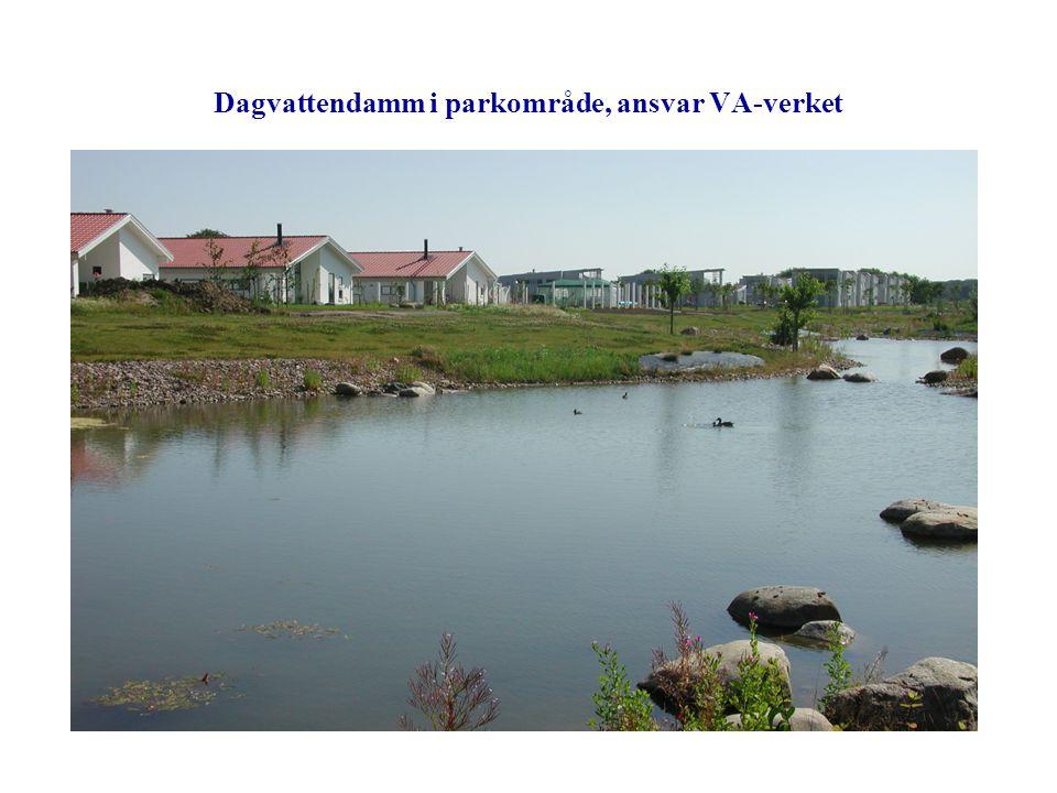 Bäcksystem inom parkmark