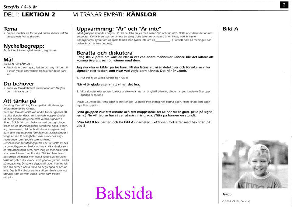 Baksida