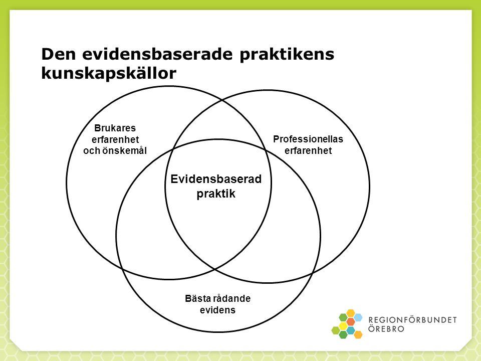 Orientering i behandlingsmetoder för alkoholmissbruk, beroende Agneta Öjehagen Allmänt om behandling Metoder Matchning