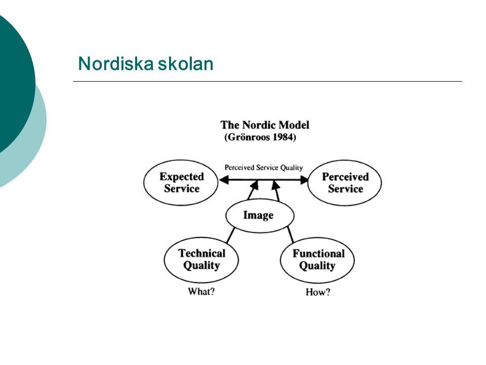 Utveckling av den nordiska skolan