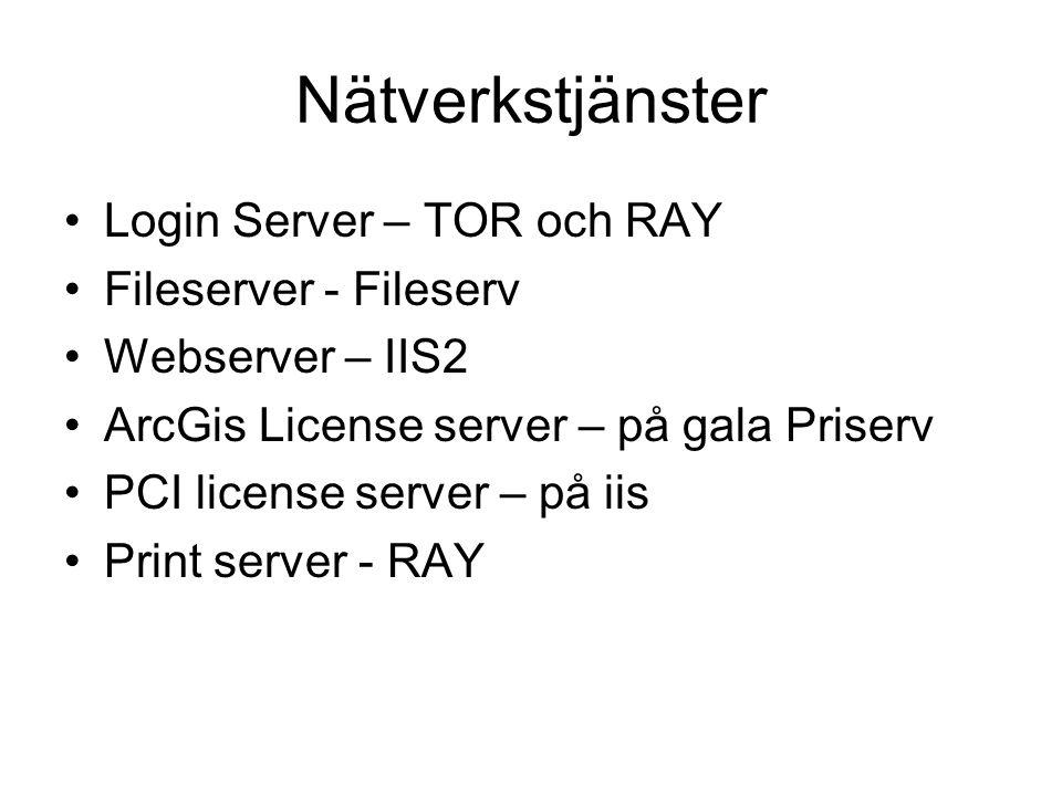 Lab printers \\ray.nateko.lu.se\HP5MP (rum 217) \\ray.nateko.lu.se\Canon750 (rum 217) Den gamla HP4MV fungerar inte längre Planer för köp av ny skrivare