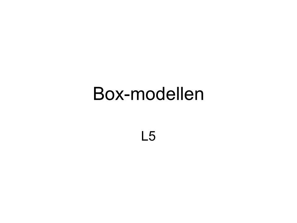 Box-modellen L5