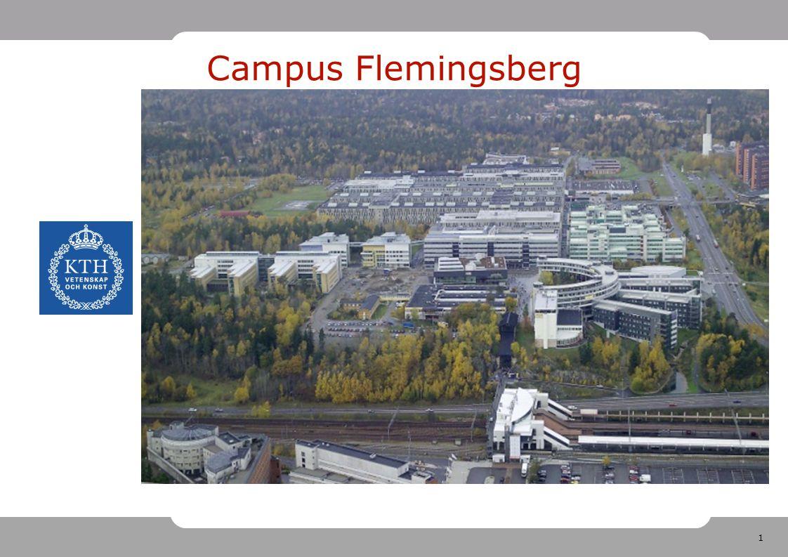 12 Innovationsplats Flemingsberg