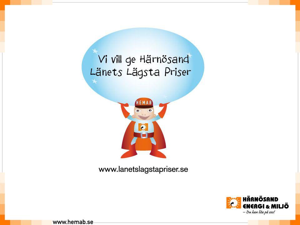 Varför vill vi ge Härnösand Länets Lägsta Priser.