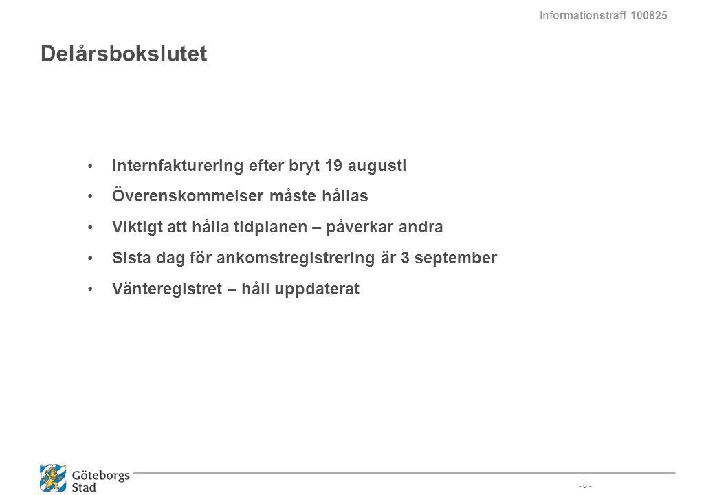 Detaljerad nivå Resultaträkning: konto o kr, öre RR Förv.