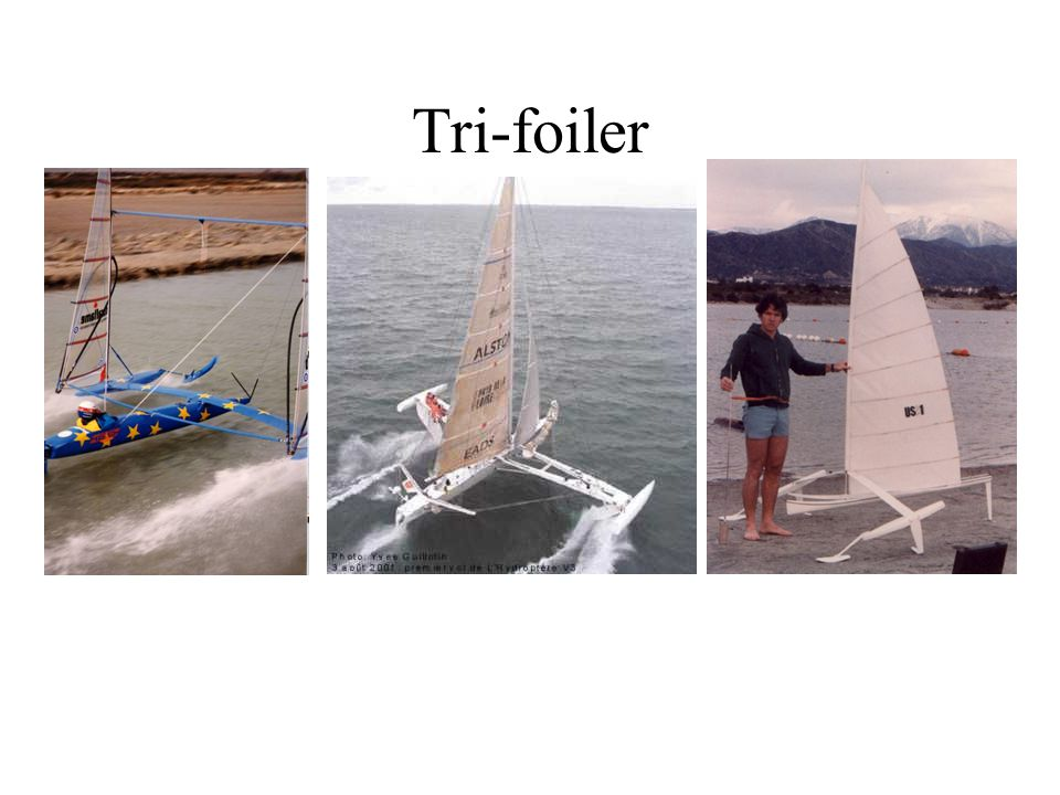 Kommersiell trifoil: Hobie Trifoil