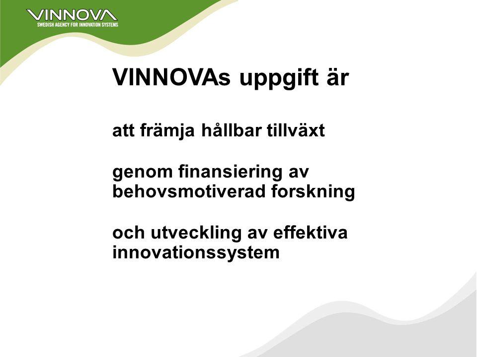 Innovationssystem Med innovationssystem avses det regelverk och nätverk av samspelande offentliga och privata aktörer där ny teknik och ny kunskap pro