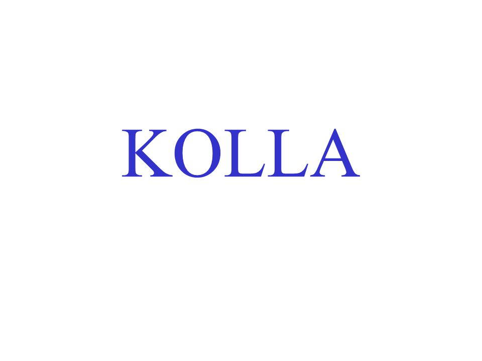 KOLLA
