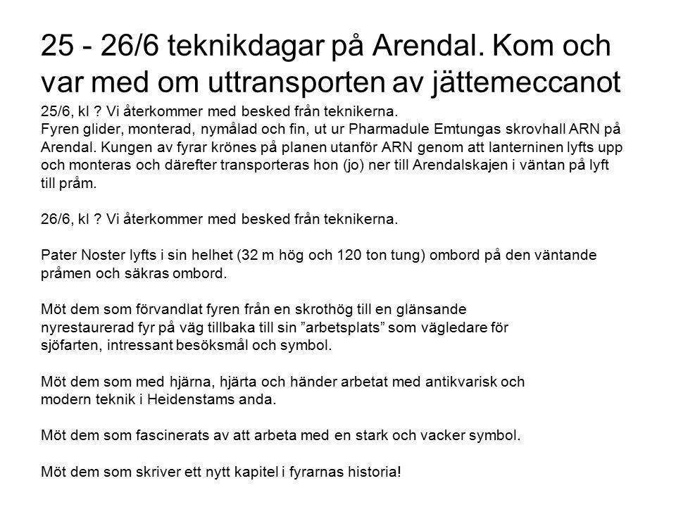 27/6 Pater Noster lägger till vid GöteborgsOperan – detta kommer ytterst sannolikt aldrig att hända igen.