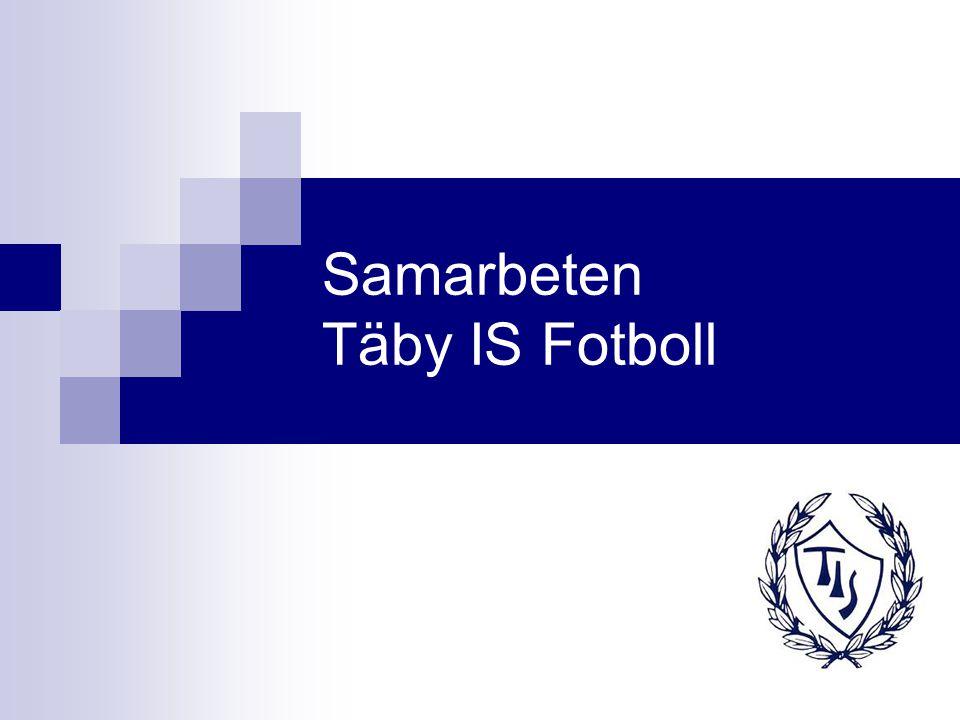Samarbeten Täby IS Fotboll
