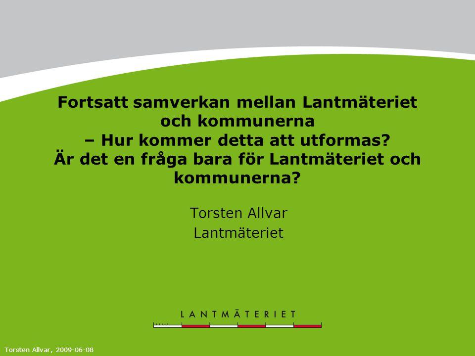 Är följande kritiska ord om Svenskt Lantmäteri sanna.