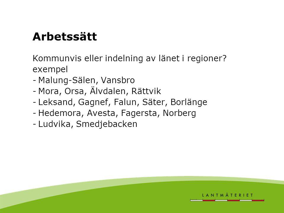 Deltagare, exempel Kommunens mät&kart, plan, gatu Lantmäterikontor Länsstyrelsen Elnätsbolag Vägverk/Banverk Skogsstyrelsen osv