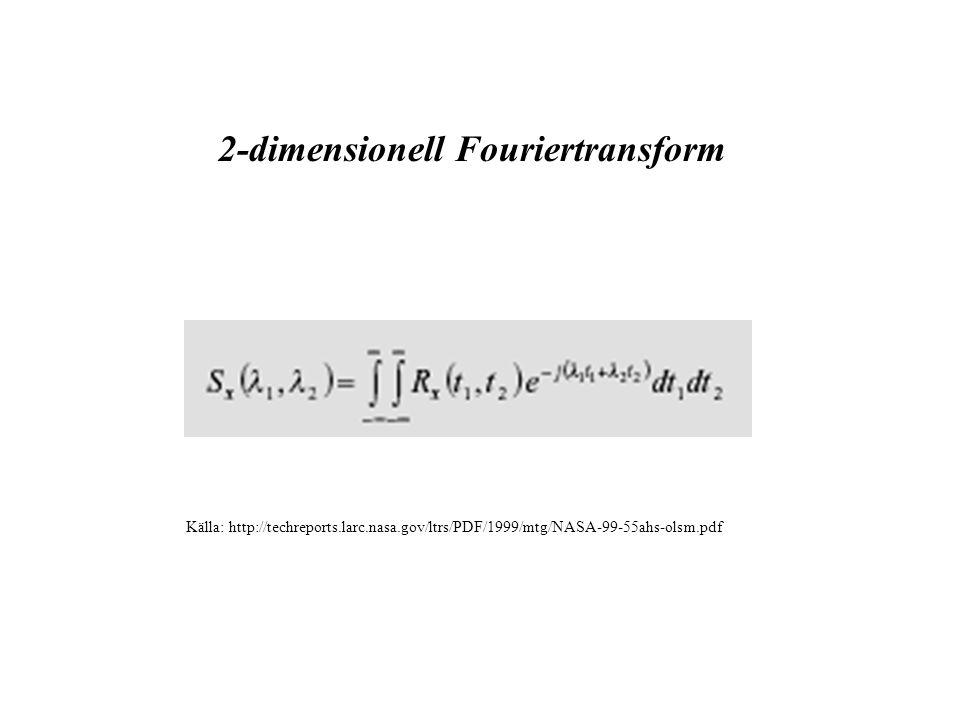 Laboration 3: Test av olika filter