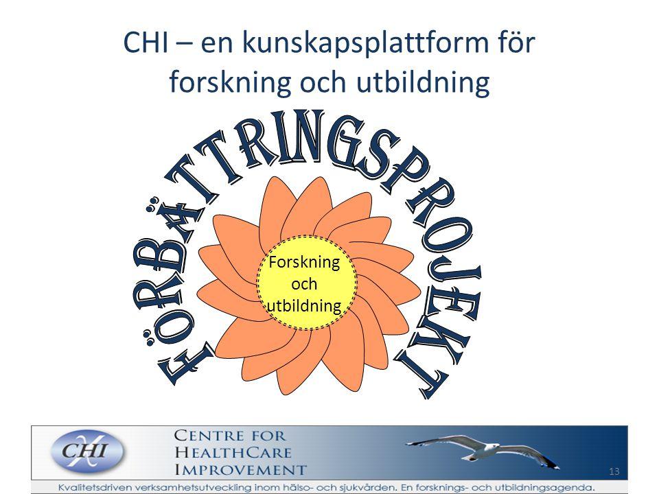 Utgångspunkter Principer för organisering – Patientfokus, ständig förbättring, … Förbättringskunskap – Variation, Systemförståelse, … Översättningar –