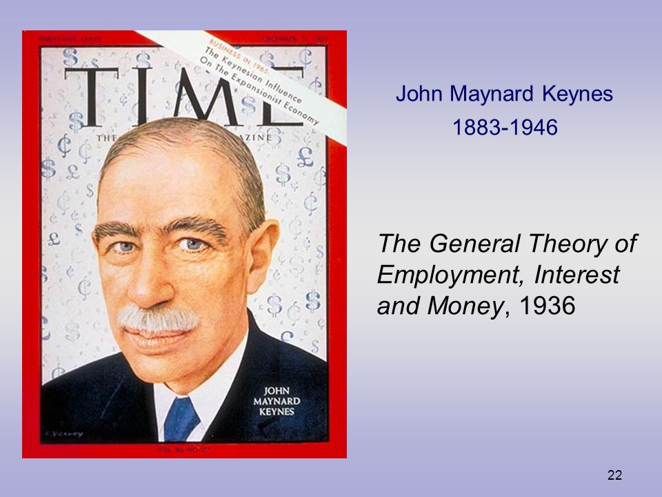 21 Hayeks konjunkturteori One of the most frightful muddles I have ever read JM Keynes
