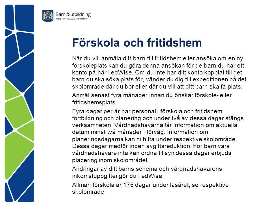 Wendesgymnasiet Exp tel 044-13 69 39 www.kristianstad.se/wendes Läsåret 2015/2016 börjar tisdagen 18 augusti, med upprop, därefter läsning enligt schema.