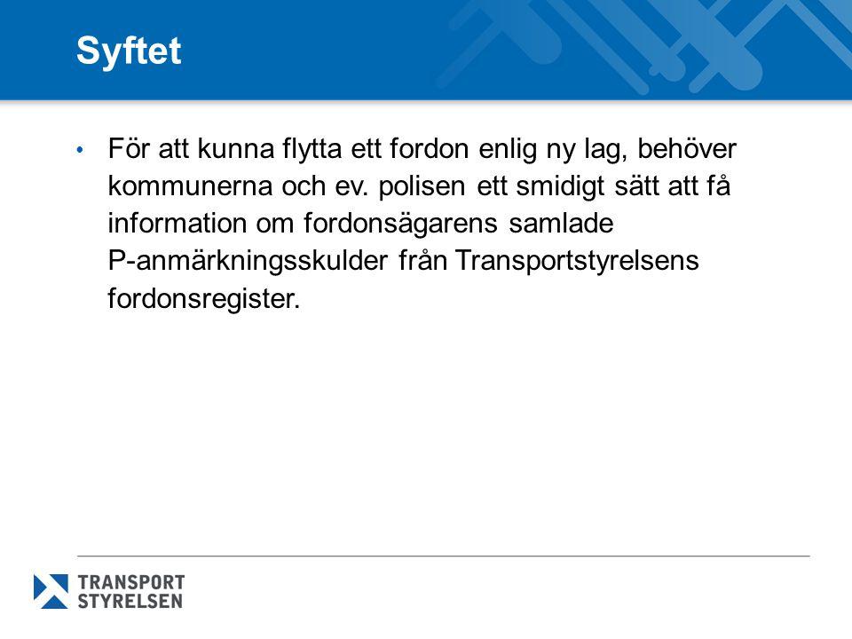Problemformulering Informationen från TS finns inte tillgängligt dygnet runt.