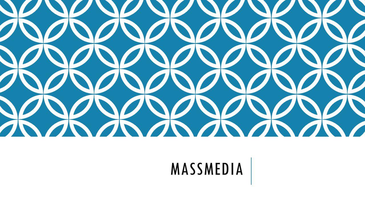 UR CENTRALT INNEHÅLL Massmediers och informationsteknikens roll i samhället.
