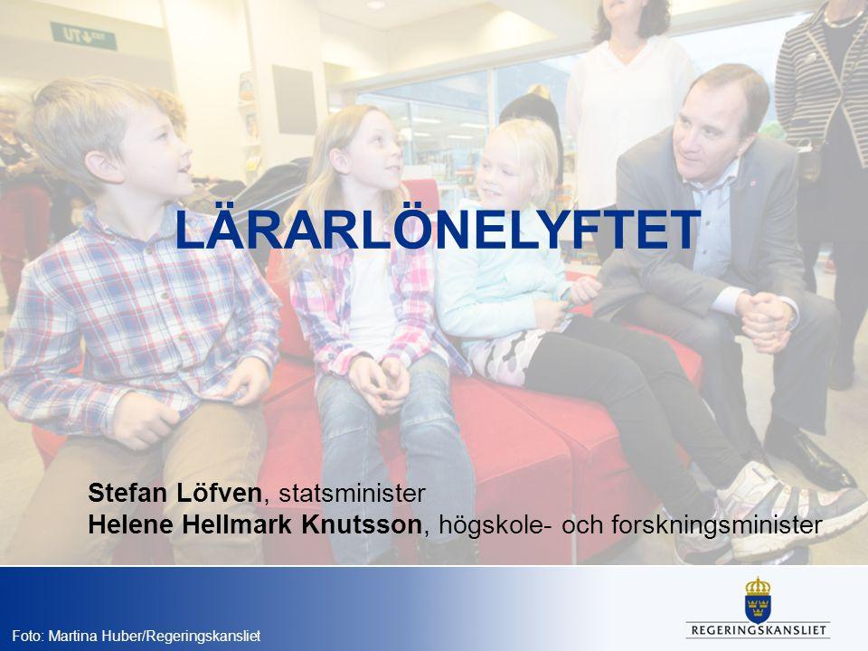 Allvarligt läge i den svenska skolan 1.Sjunkande kunskapsresultat 2.Ökad ojämlikhet i skolan 3.Stor lärarbrist