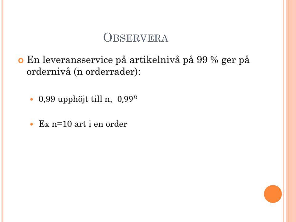 O BSERVERA