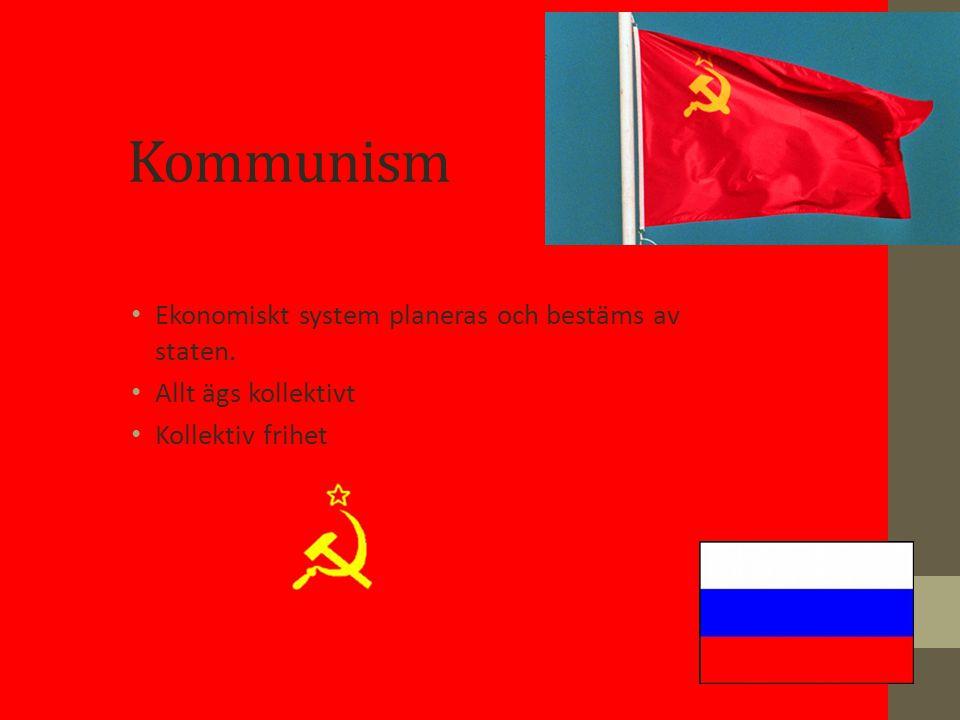 Men allt var inte dåligt ens i Sovjetunionen… Lojal med partiet = belöningar