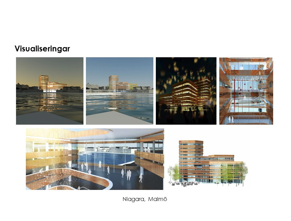 Visualiseringar Niagara, Malmö