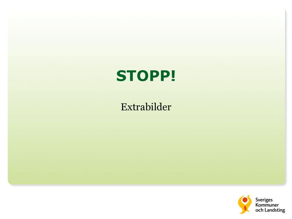 STOPP! Extrabilder