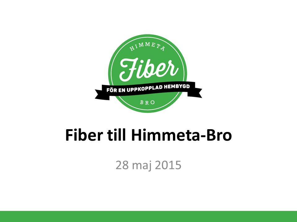 Fiber till Himmeta-Bro 28 maj 2015